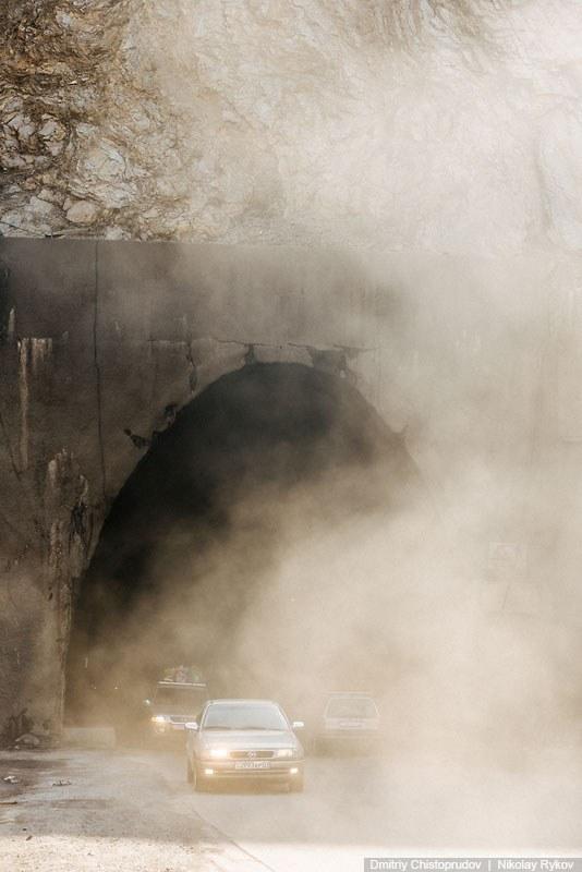 Анзобский тоннель