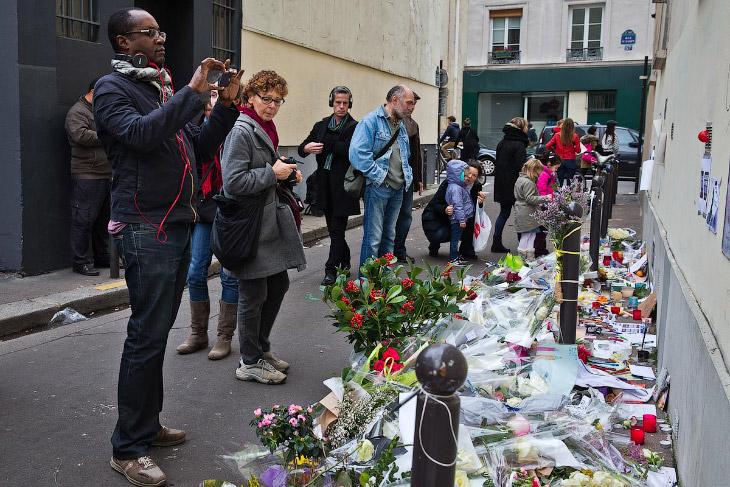 Сегодня в Париже