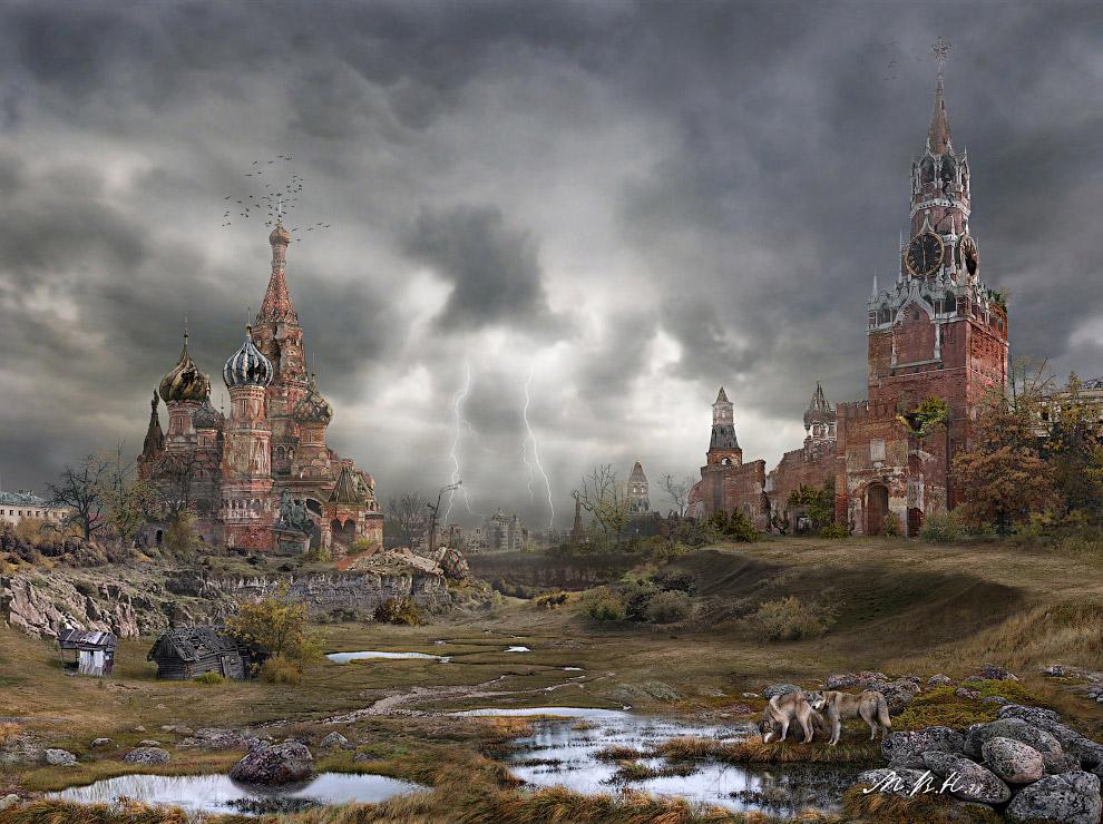Кремлевская долина. Осень