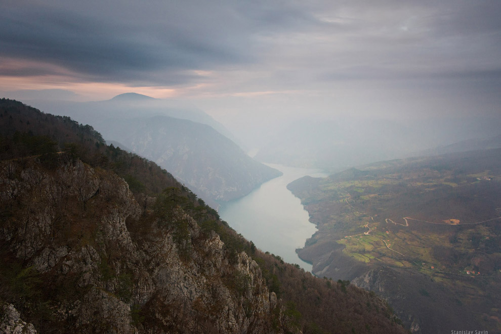 Парк Тара и Мокра-гора