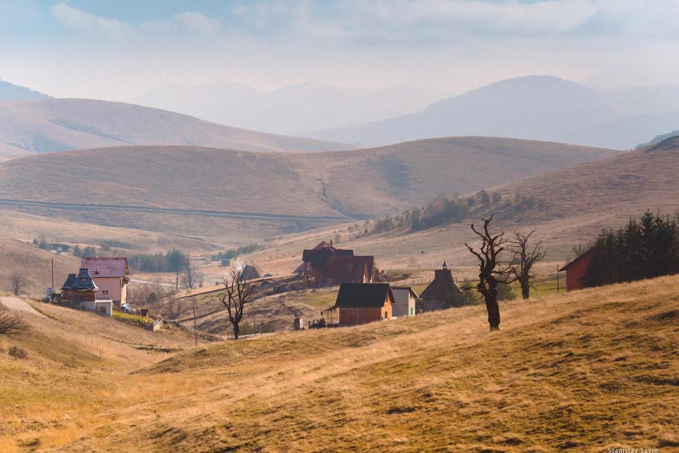 Златибор. Этнографический музей «Старо Село» и водопад Гостиле