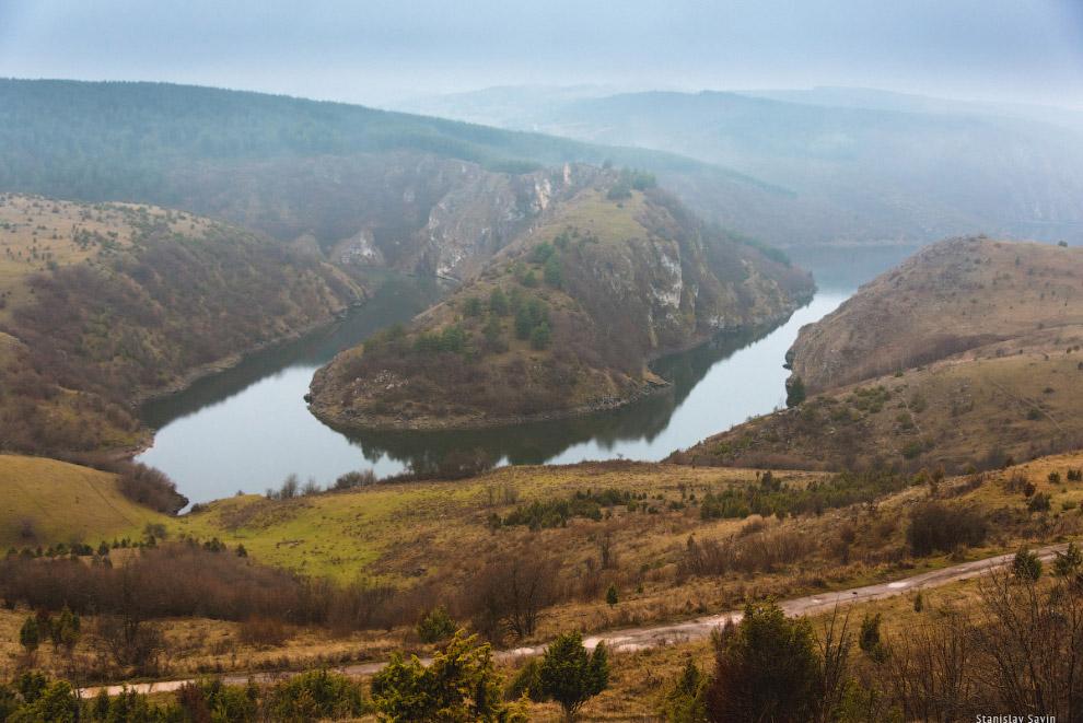 Большое путешествие по Сербии