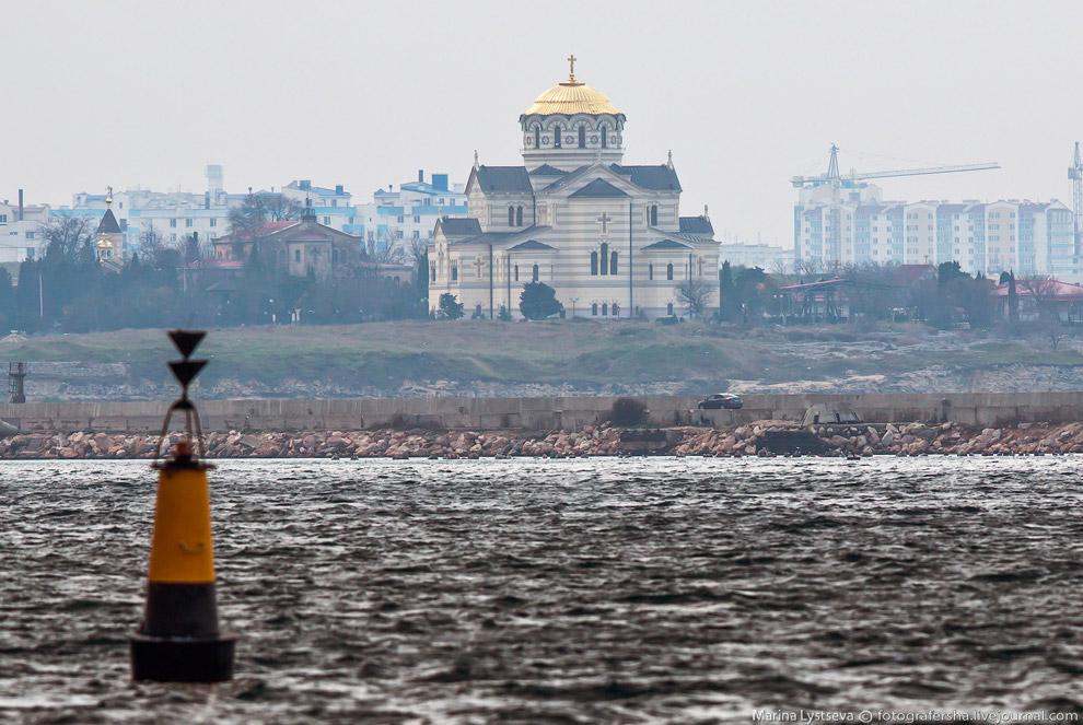 Владимирский собор (Херсонес Таврический).