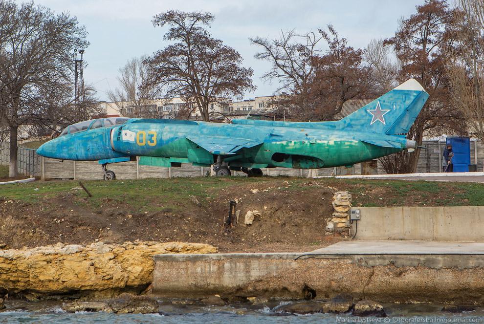 Учебный двухместный Як-38У