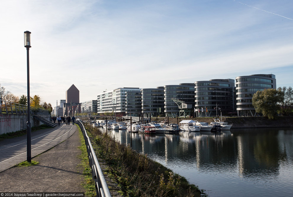Дуйсбургский порт