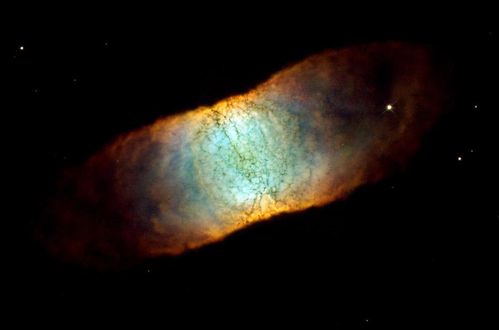 Сетчатая туманность IC 4406