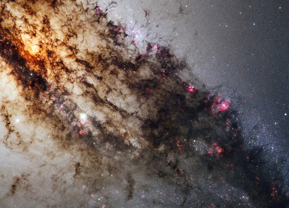 Центавр A (NGC 5128)