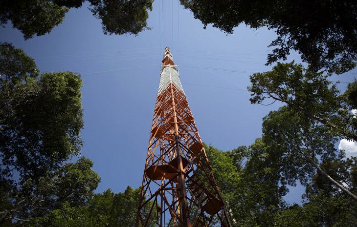 Самая высокая башня Южной Америки