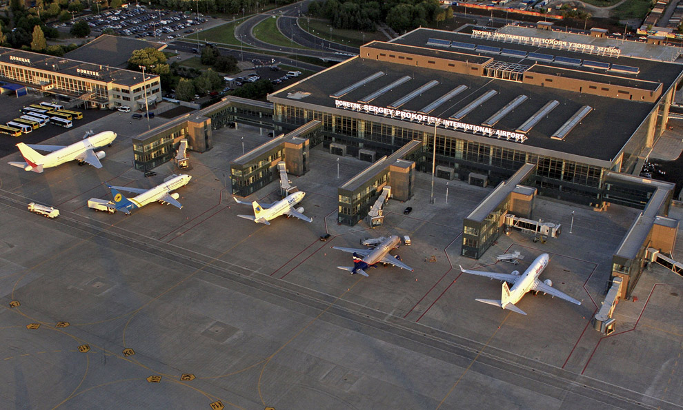донецк фото аэропорт