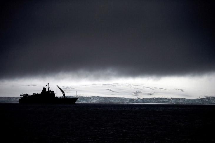 Исследуя тайны Антарктиды