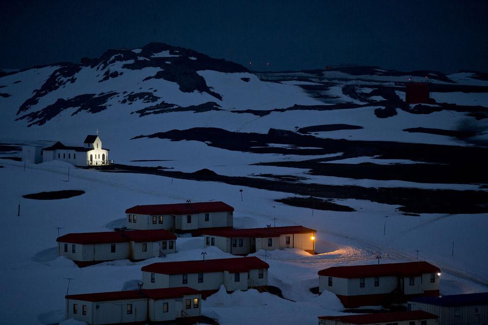 Остров Кинг-Джордж, Антарктида