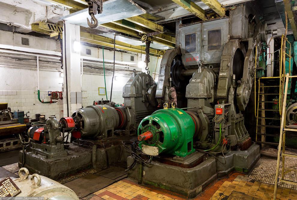 Cтанция Бауманская