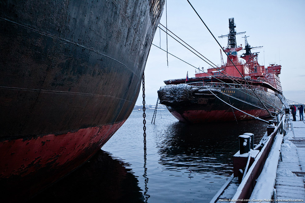 Ледокол «Арктика»
