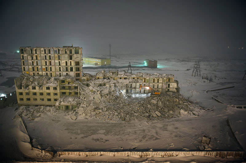 Самый загрязненный город России — Норильск