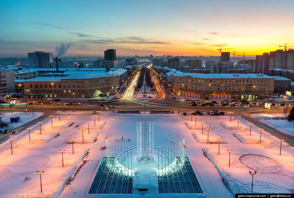 Площадь Пименова
