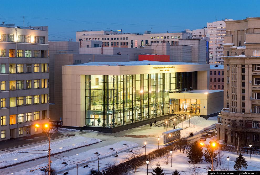 Государственный концертный зал им. А.М. Каца