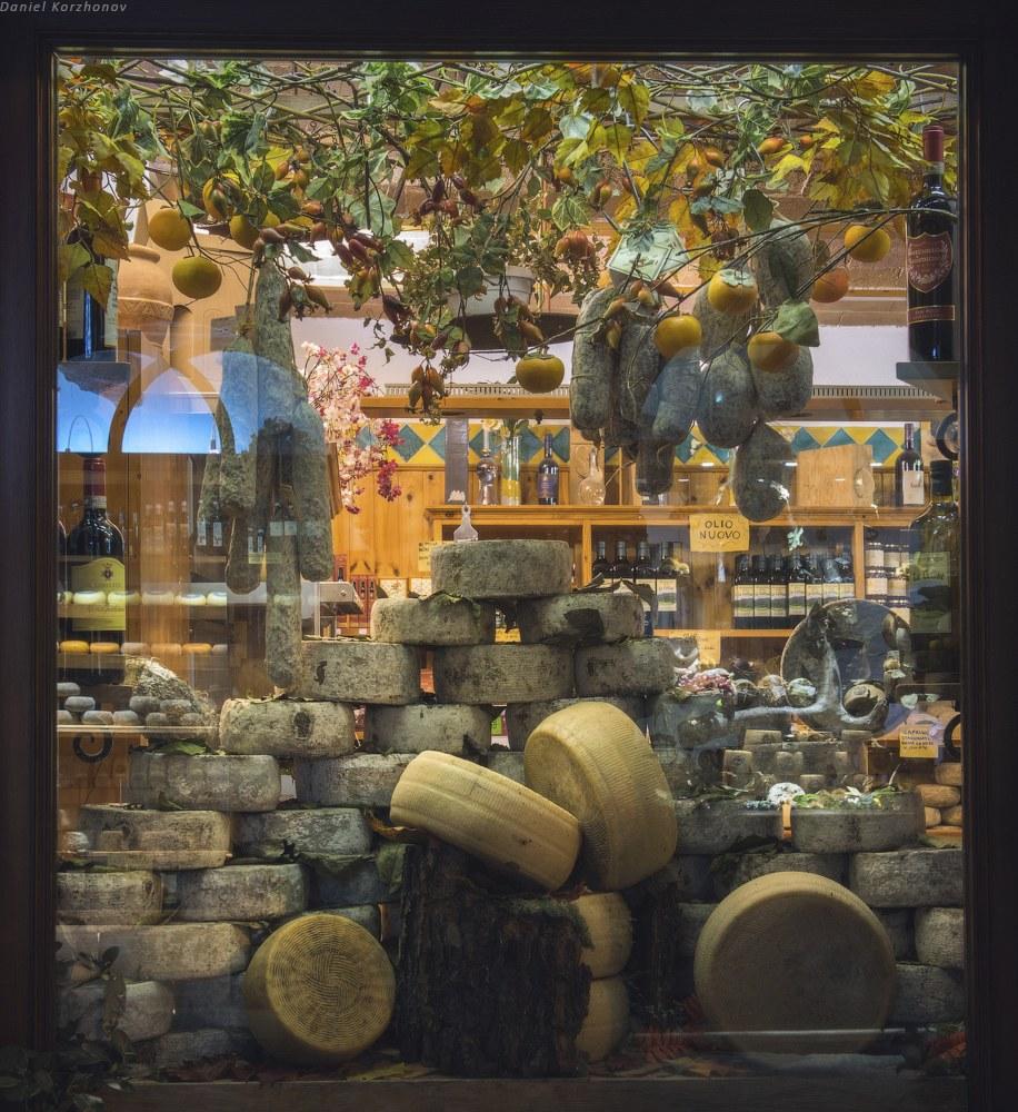 Города Тосканы: Pienza