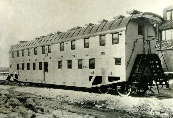 Самый обычный поезд