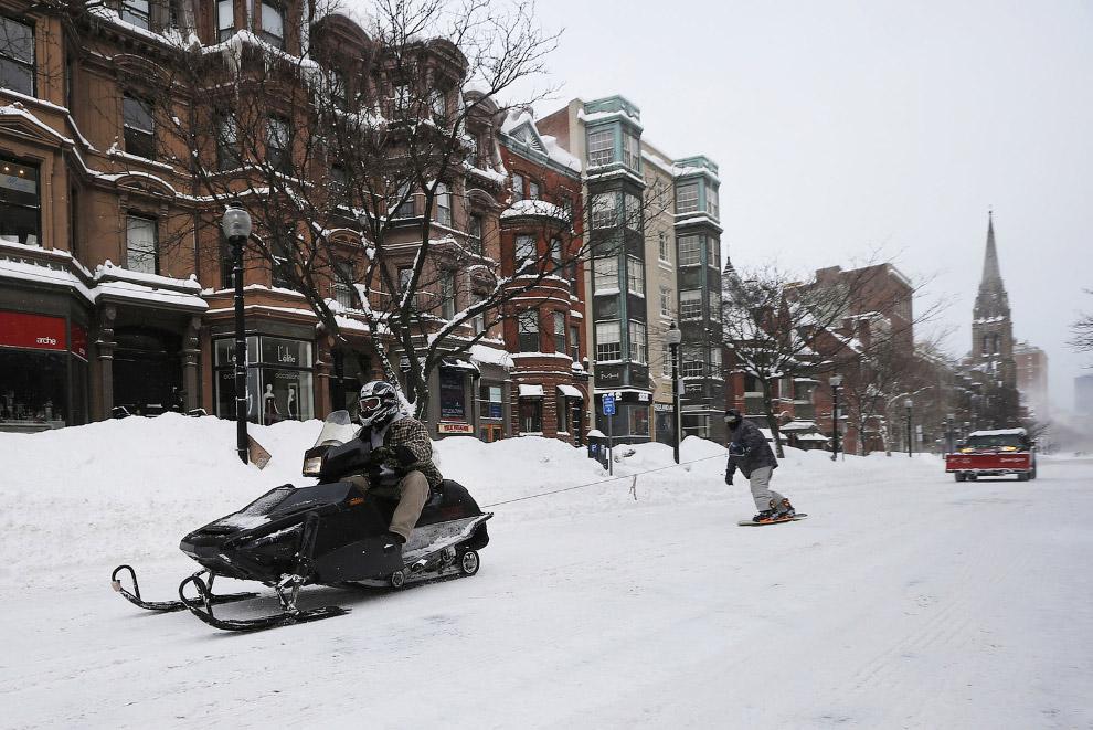 Бостон, штат Массачусетс