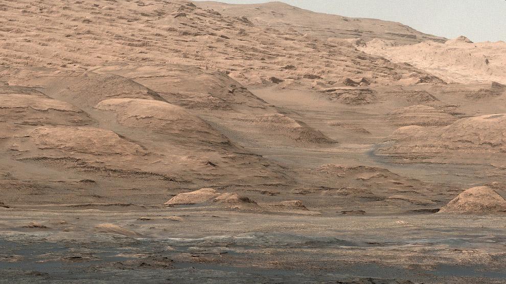 Paisagem marciana