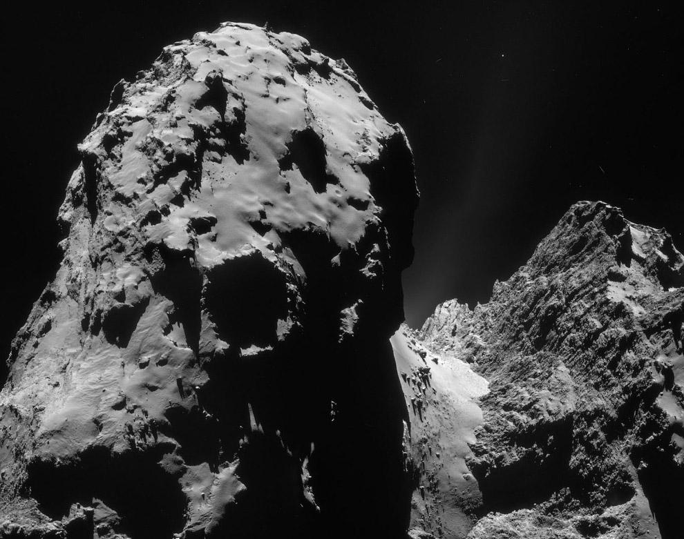Комета 67P/Чурюмова — Герасименко