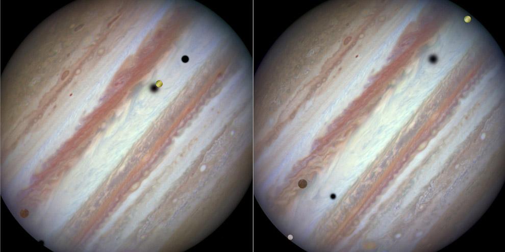 Мы около Юпитера