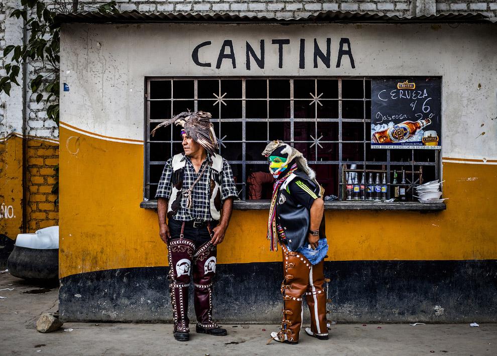 Takanakuy – традиционный бойцовский фестиваль в Перу