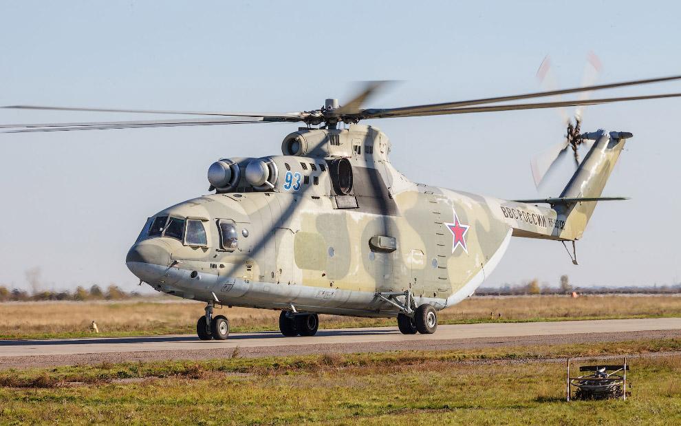 Ми-26Т.