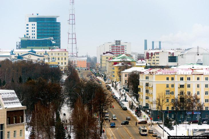 Улица Заки Валиди