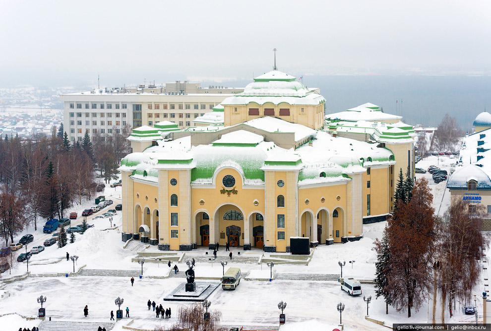 Башкирский академический театр драмы им. М. Гафури