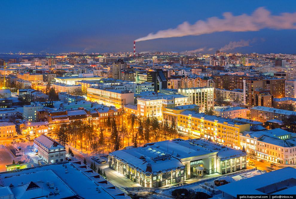 Сквер им. В.И. Ленина