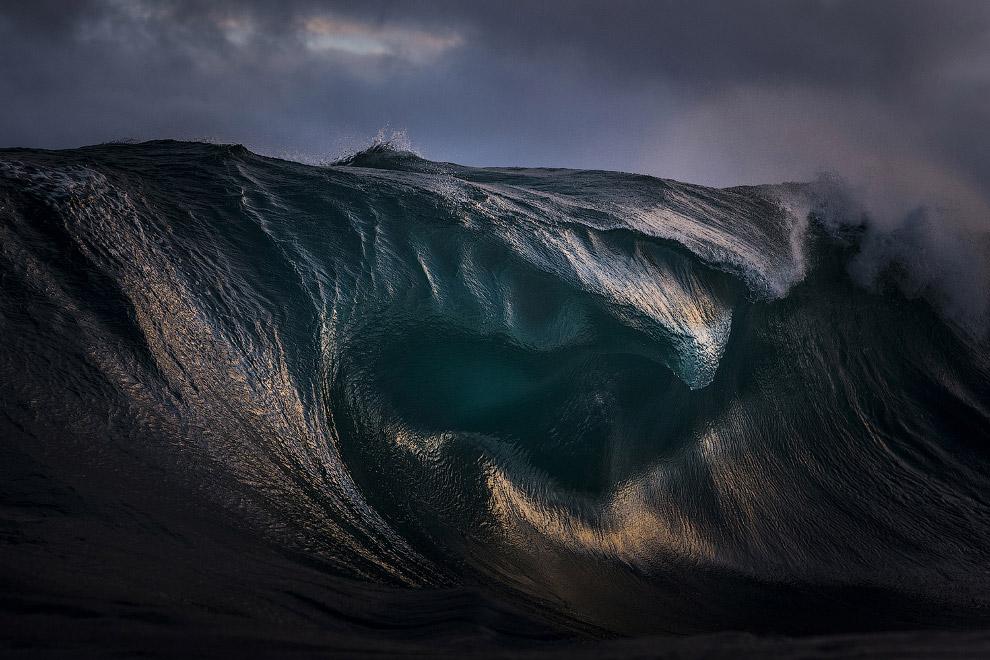 Волны в Новом Южном Уэльсе, Австралия