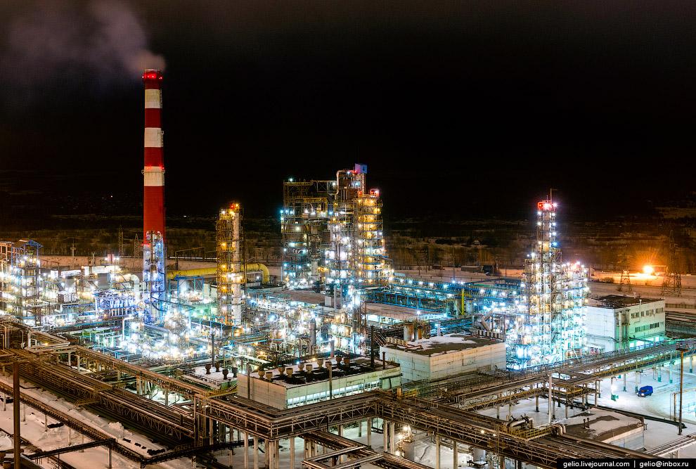 Производственная площадка «Башнефть-УНПЗ»
