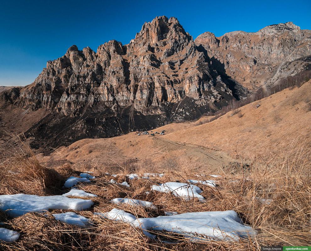Гора Нашхой-Лам