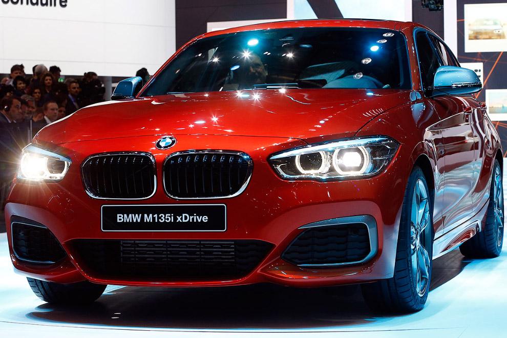 Хэтчбек BMW M135i