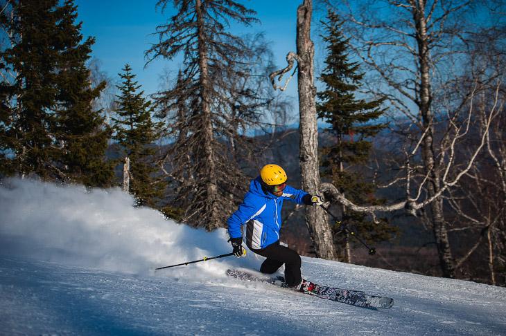 Шерегеш — самый снежный курорт России