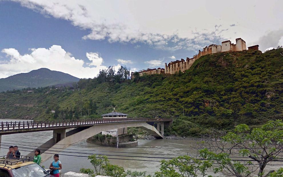 Вангди-Пходранг-дзонг