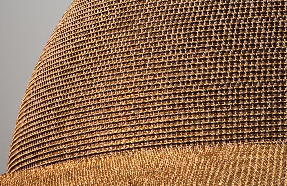 Купол храма Ват Пхра Дхаммакая