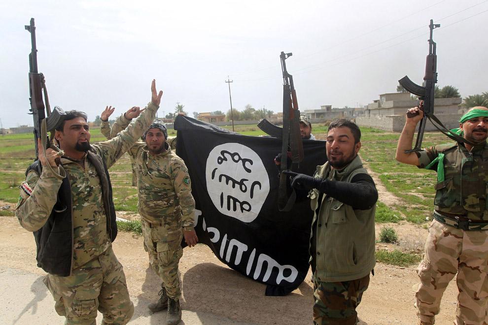 Правительственные силы взяли под свой контроль селении Албу-Аджил