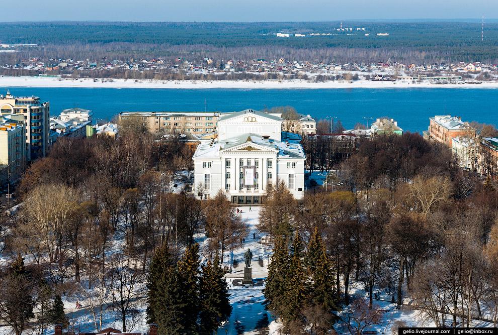 Театр оперы и балета им. П.И. Чайковского