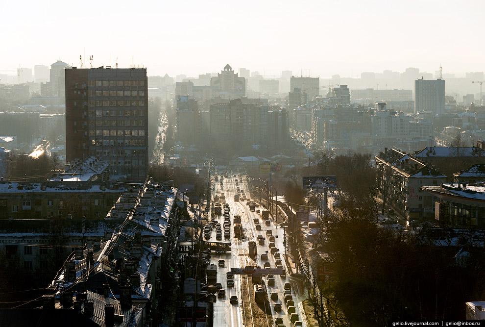Улица Уральская
