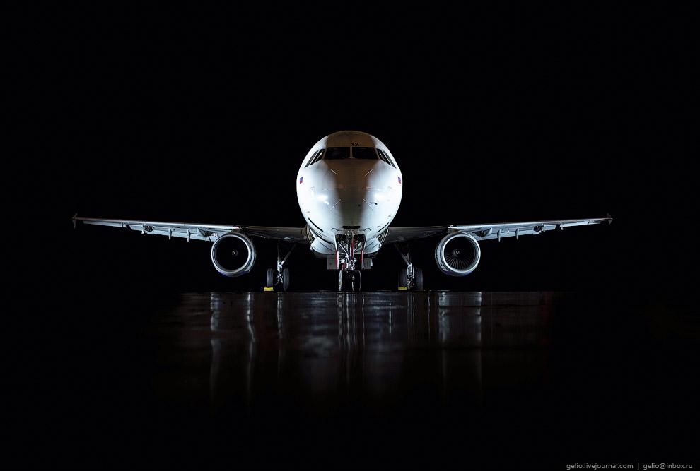 Размах крыла Airbus А321