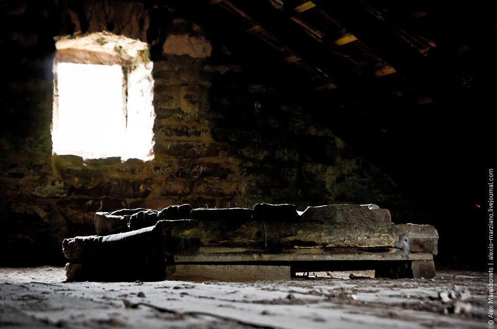 Мистические места Черногории: заброшенная деревня Gornja Lastva