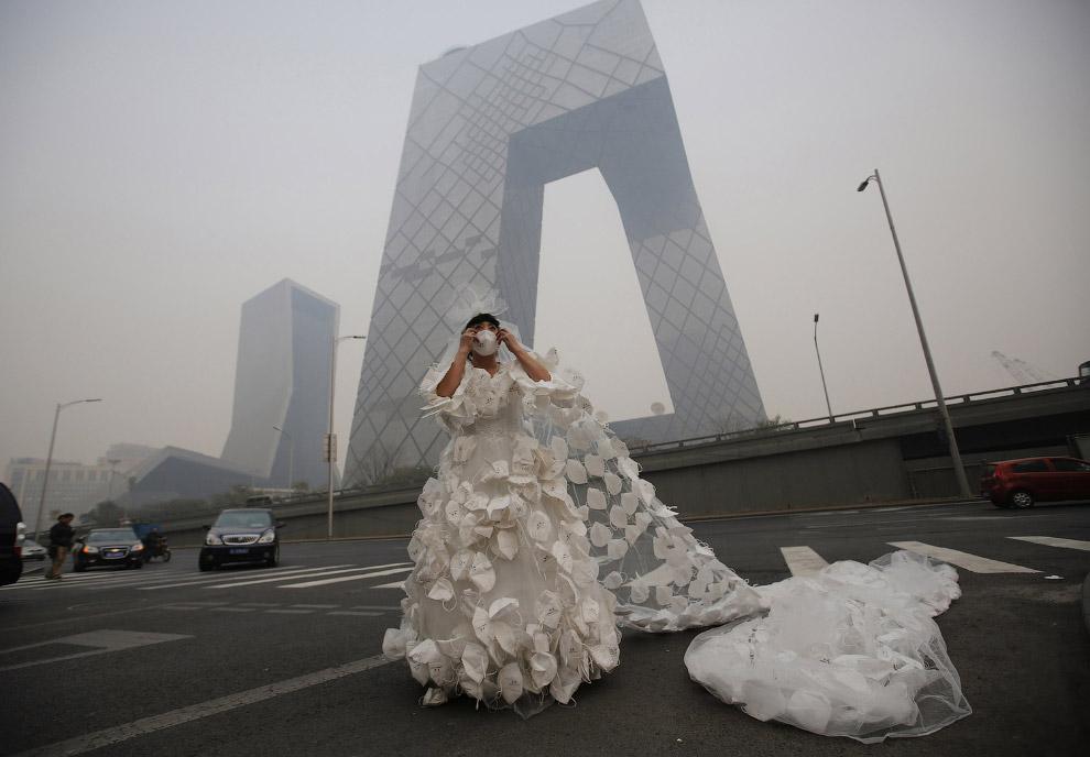 Невеста в Пекине