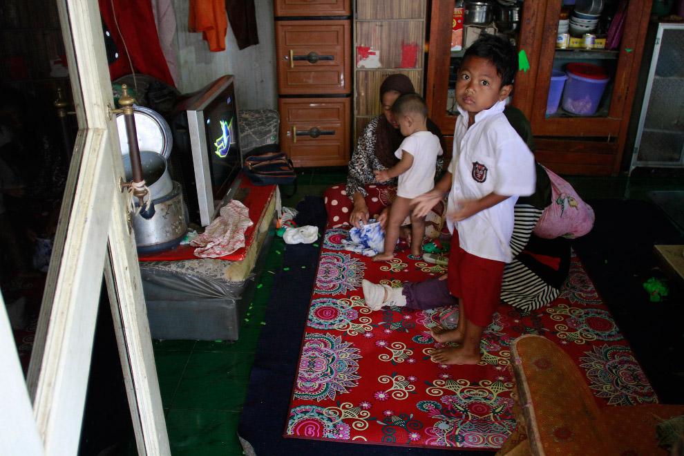 Родители готовят детей к школе