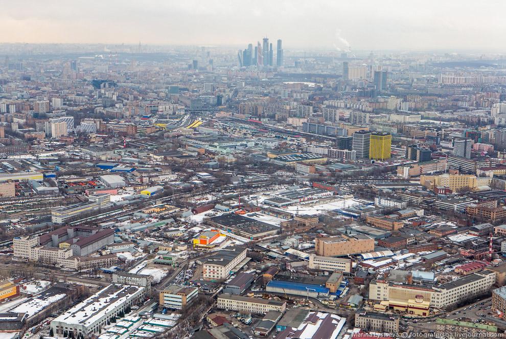 Бутырский, Савеловский, Хорошевский районы.