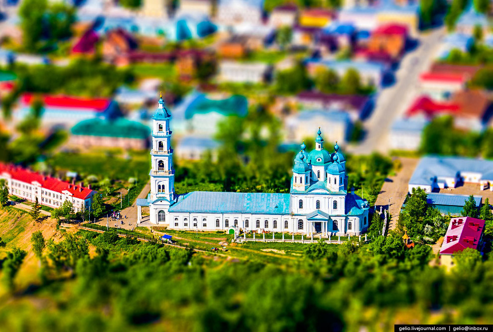 Спасский собор в Елабуге