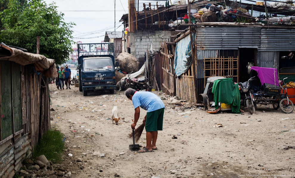 Жизнь в трущобах