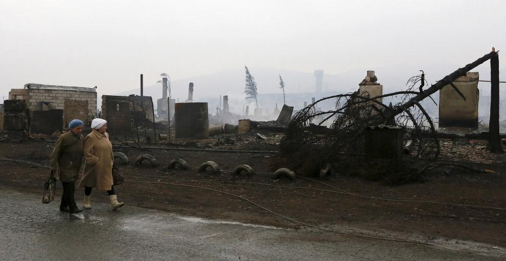По последним данным, в Хакасии погибли 29 человек, судьба еще 3 неизвестна