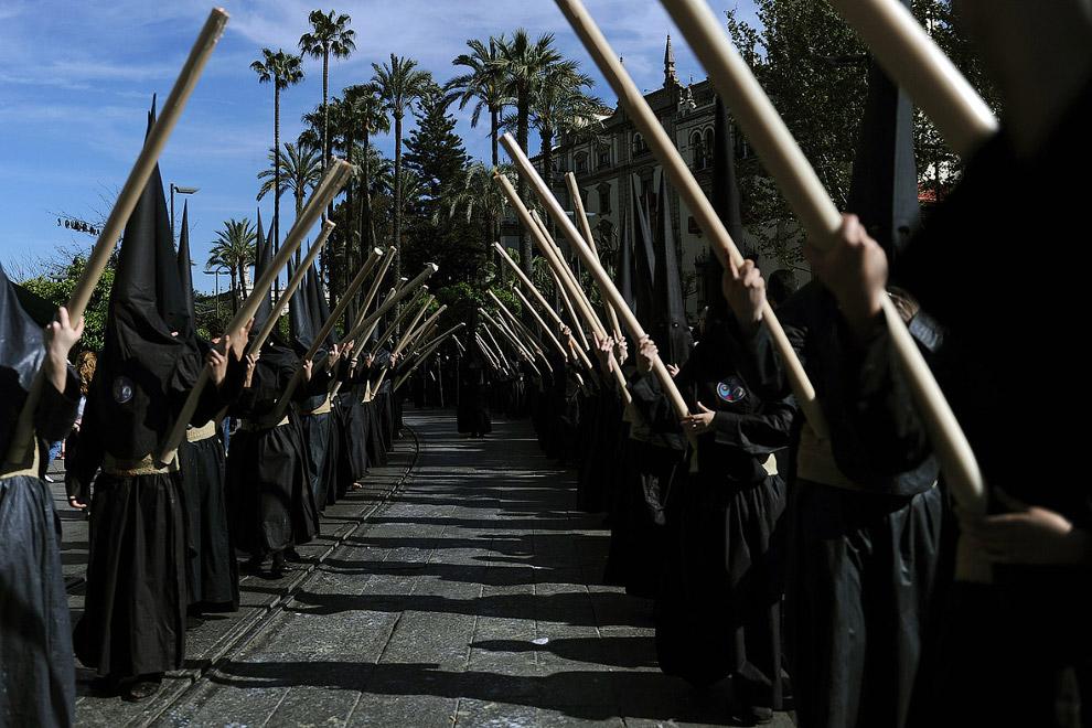Шествие в Севилье